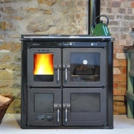 Lincar Ilaria Biomass Log Burning Cooker