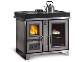 La Nordica Italy Hard Top Wood Cooker