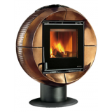 La Nordica Fireball Wood Stove