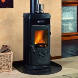 La Nordica Super Max Log Burning Stove