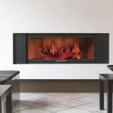 Moretti MOR 1200 Wood Burning Inset Fire