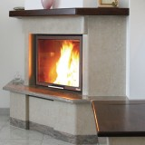 Moretti: Moretti MOR730E Wood Burning Inset Fire