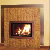Moretti MOR 910 Wood Burning Inset Fire