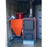 Moretti cs55a installed with buffer and expansion tank