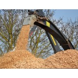 Dried Virgin Wood Chip