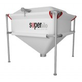 SuperSilo SP250 Pellet Silo